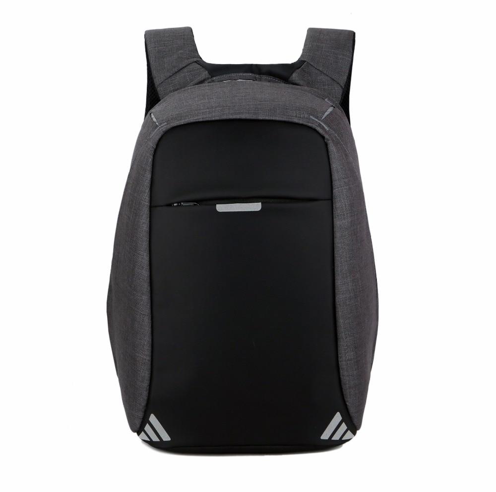 Hot New Men 15.6 Laptop Backpack Anti Theft Backpack Usb Charging Women School Notebook Bag Nylon Waterproof Travel Backpack