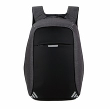 Hot New Men 15.6 Laptop Backpack Anti Theft Usb Charging Women School Notebook Bag Nylon Waterproof Travel