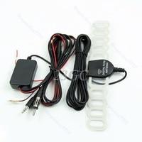 Auto 12 V Amplified Booster 35DBi Auto Digital TV Und AM/FM Radio Box Antenne O18
