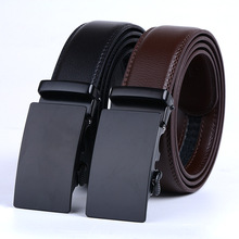 New luxury belts Brand Belts Men High Quality Male Genuine Real Leather Strap for Jeans automatic belt cintos para homens SWL-2
