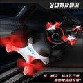 2.4 G 4CH controle remoto Quadcopter Mini RC com luz e de UFO
