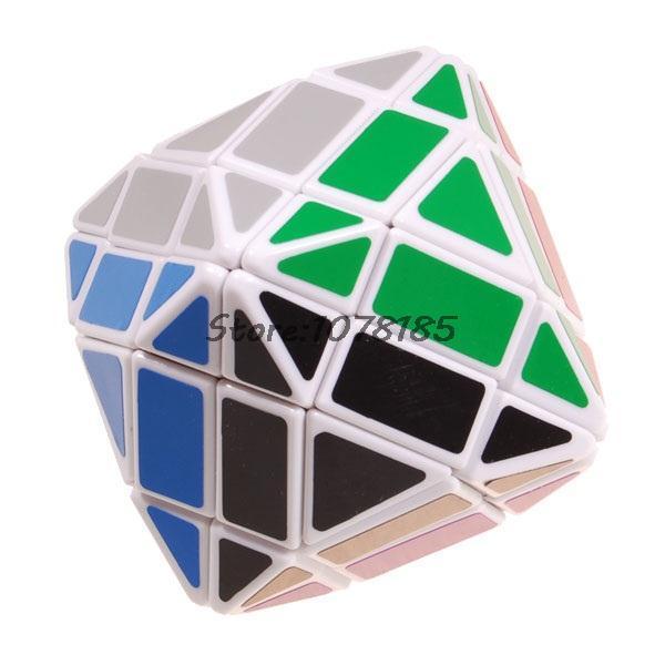 LanLan 4-Layer Octahedral Cubo Mágico Stickerless Velocidade Cubo magico Raciocínio kubik aprendizado & educação brinquedos jogo
