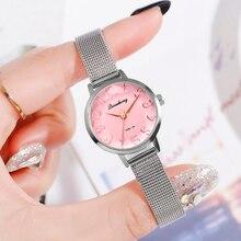 Fashion Modern Women Bracelet Casual Beautiful Hot Sale Fashion Luxury Women's Watches Women Quartz Watches