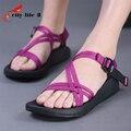 Gran Tamaño de Las Cuñas de Plataforma Sandalias Nuevas Sandalias Vietnam Zapatos de Verano Las Mujeres Auténticos Parejas Beach Sandals Ladied Zapatos Chanclas