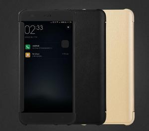 """Image 3 - עור הכיסוי להעיף מקרה Xiaomi Mi6 מקורי 5.15 """"Xiaomi Mi מקרה 6 יוקרה מקרה שריון מט עמיד הלם Xiomi mi6 fundas חכם"""
