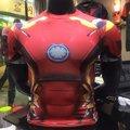 T-Shirt Dos Homens 2017 Superman Spiderman Ironman Capitão América Camisa De Compressão Soldado de Super-heróis da Marvel Comics Mens Camisa Longa T