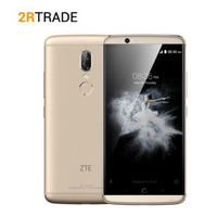 New Original ZTE AXON 7S 20.0MP Snapdragon 821 Quad core 4GB RAM 128GB 5.5FHD 2560x1440 NFC 4G LTE Mobile phone Smartphone