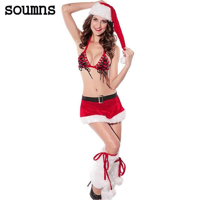Adult santa claus stripper video