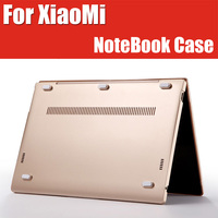 Emotal Ultra Thin Full Coverage PC Hard Crystal Matte Frosted Transparent Cover For Xiaomi Mi Notebook