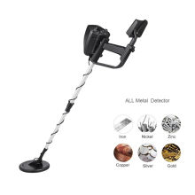 1pc Underground Metal Detector Gold Detectors MD-4030 Length Adjustable Treasure Hunter Seeker Portable