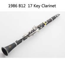 Good Gift Buffet Clarinet 17 Key Crampon&Cie Apris Clarinet with Case 1986 B12 Playing Clarinet Accessories Musical Instruments