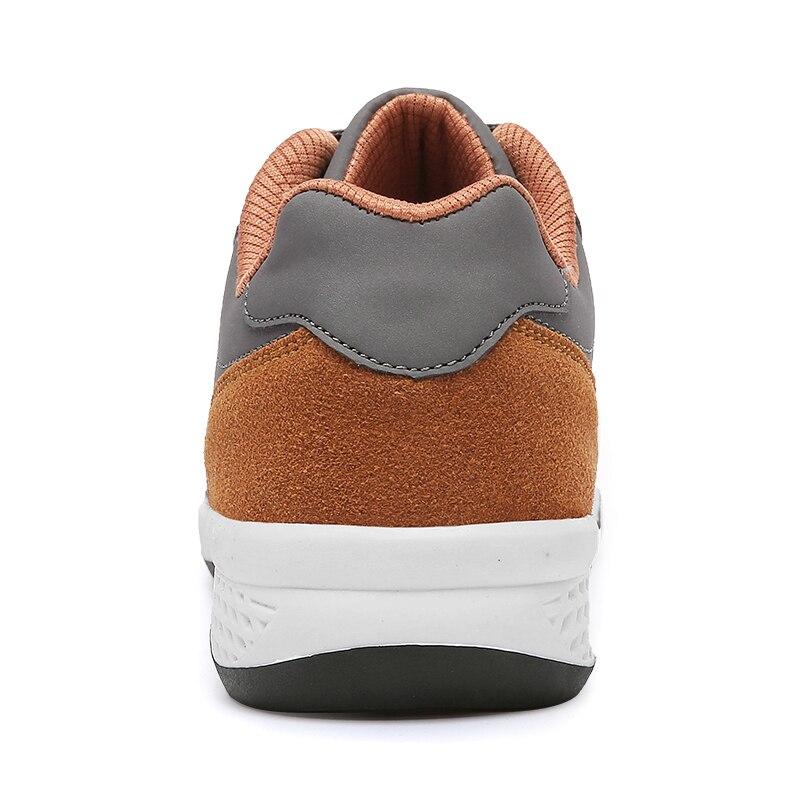 gray Lacets white Nouveau De Appartements Hiver Blue 2018 En Mode À Hommes Automne Sneakers Cuir Casual Marque Microfibre Chaussures SCW5xURT