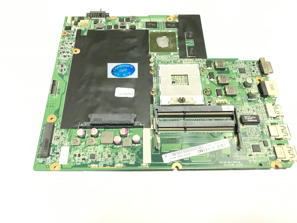 FREE SHIPPING SUPER LZ3A LAPTOP MOTHERBOARD For LENOVO Z580 Notebook pc MAIN BOARD COMAPRE BEFORE ORDER kefu free shipping new laptop motherboard a1771575a mbx 224 for sony vpceb notebook pc main board compare before order