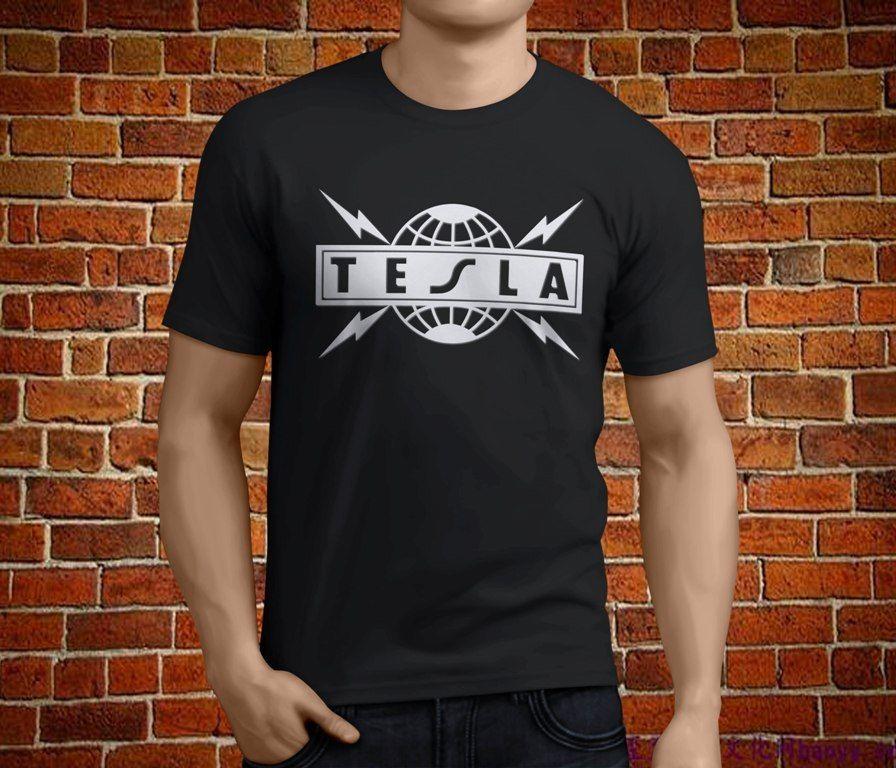 New TNT Metal Rock Band Logo Men/'s Black T-Shirt Size S to 3XL