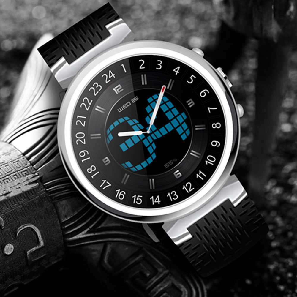 Android 3G Smart Watch Phone 1.3GHz Quad-core CPU SIM Card Touch Screen WCDMA WiFi GPS Camera Pedometer Heart Rate Smartwatch 3g smart watch phone support sim card gps wifi fm heart rate monitor pedometer bluetooth camera touch screen z9 4gb rom android