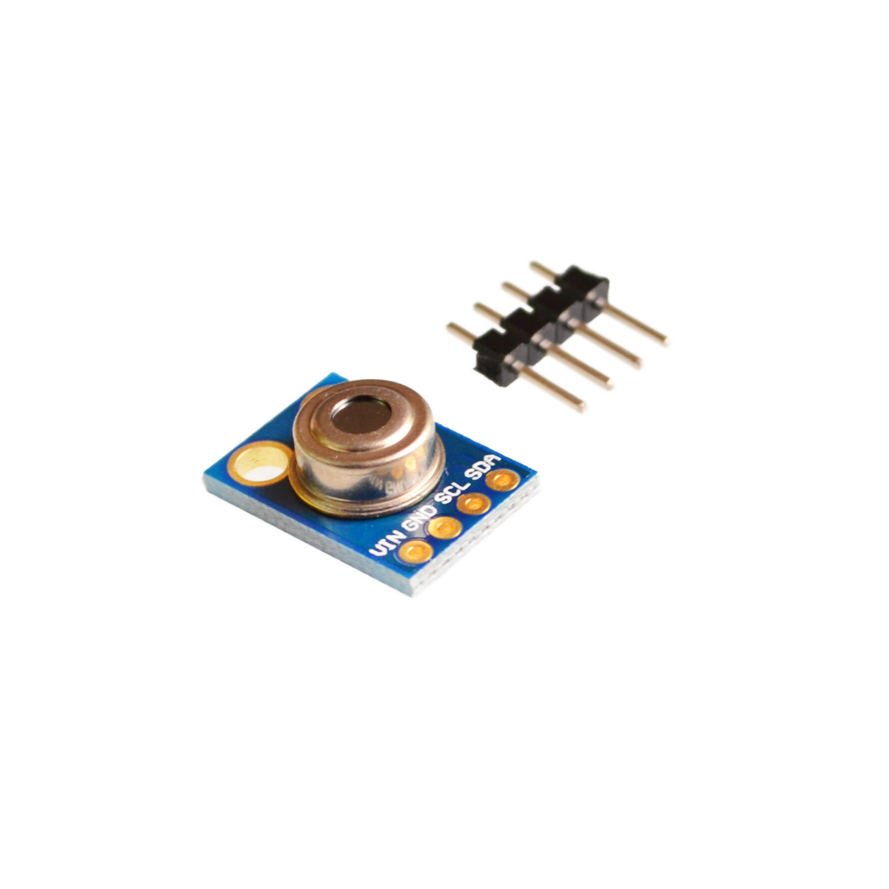 GY-906 MLX90614ESF New MLX90614 Contactless Temperature Sensor Module   Compatible