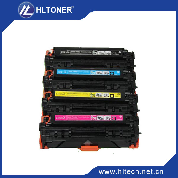 CE410A/CE411A/CE412A/CE413A color Toner Cartridge compatible for HP LaserJet Pro 300 375NW/ 400 M 451DN/ M 451DW/M 451NW/475DN lcl ce285a 85a ce 285 a 285a 3 pack laser toner cartridge compatible for hp laserjet pro m1132 m1210 m1212nf m1214nfh