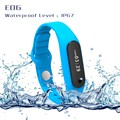 IN STOCK! New E06 Touch Bluetooth 4.0 Smart WristBand Waterproof IP67 bracelet E06 Watch for iOS Android vs xiaomi mi band 2