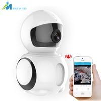 MX 1080P Baby Monitor WiFi IP CameraTwo Way Audio IR Night Vision P2P Motion Detection Camera