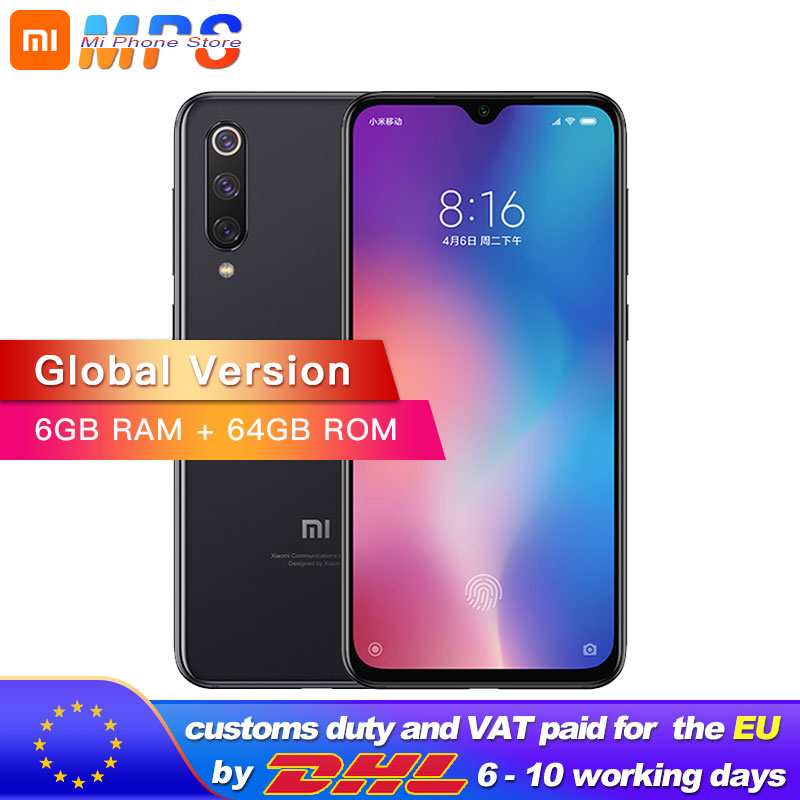 Global Version Xiaomi Mi 9 SE 64GB 6GB Mi9 SE Smartphone Snapdragon 712Octa Core 5 97