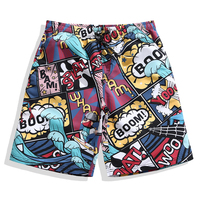 Cover Up Men Beach Wear 2018 Summer Dress Board Shorts Swimwear Bermuda Masculina Sea Shorts Mayoral Hawaii Boardshorts 50B0012