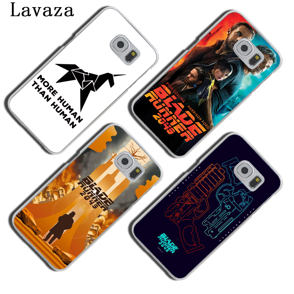 Lavaza Blade Runner 2049 film Hard Phone Shell Case for Samsung Galaxy S8 S9 Plus S3 S4 S5 & Mini S6 S7 Edge Plus Cover