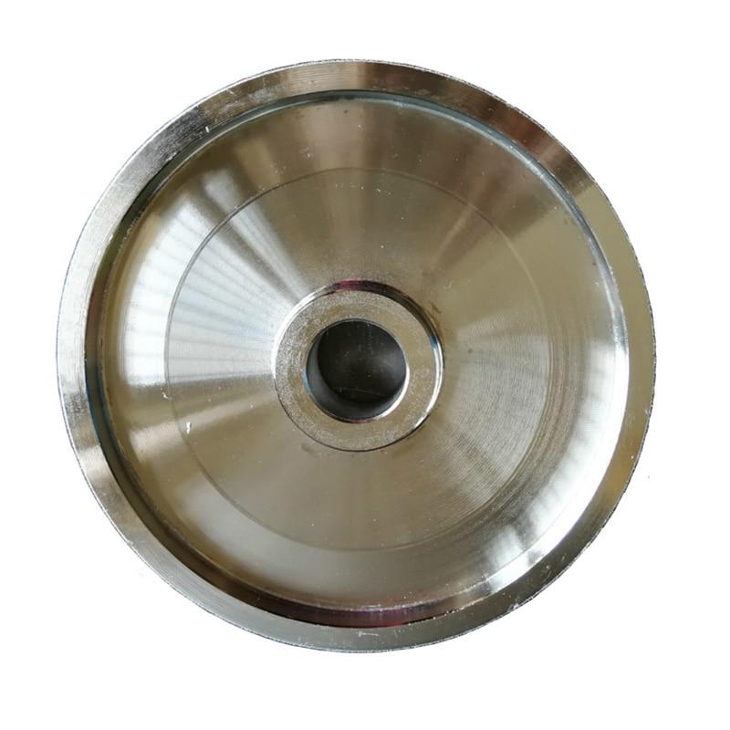 80 Grit  Grinding Wheel Diamond Grinding Wheels Diameter 6 Inch High Speed Steel For Metal Stone Grinding Power Tool