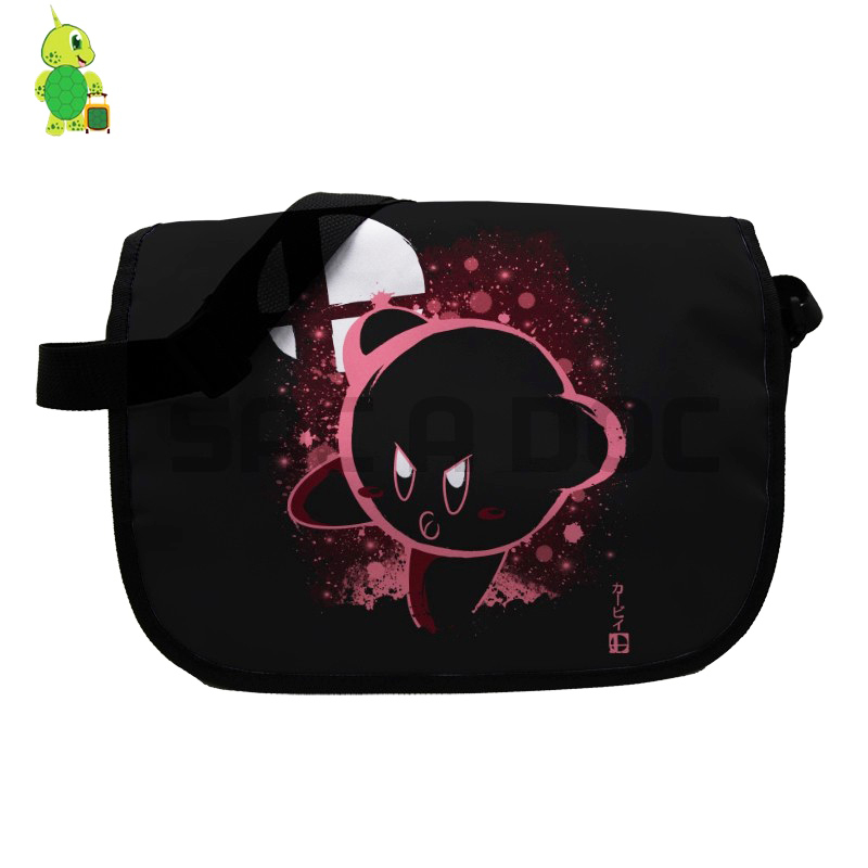 Messenger-Bag Fluorescence Handbag Cartoon Girls Crossbody Bros for Teenage Boys School
