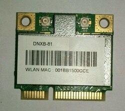 SSEA nowy karta sieciowa dla BroadCom BCM94313HMG2L BCM4313 pół MINI PCI-E bezprzewodowa sieć lan karta bezprzewodowa wi-fi 150 mb/s