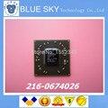 1 pçs/lote RADEON IGP 216-0674026 BGA Com Bolas Chipset Original NOVO