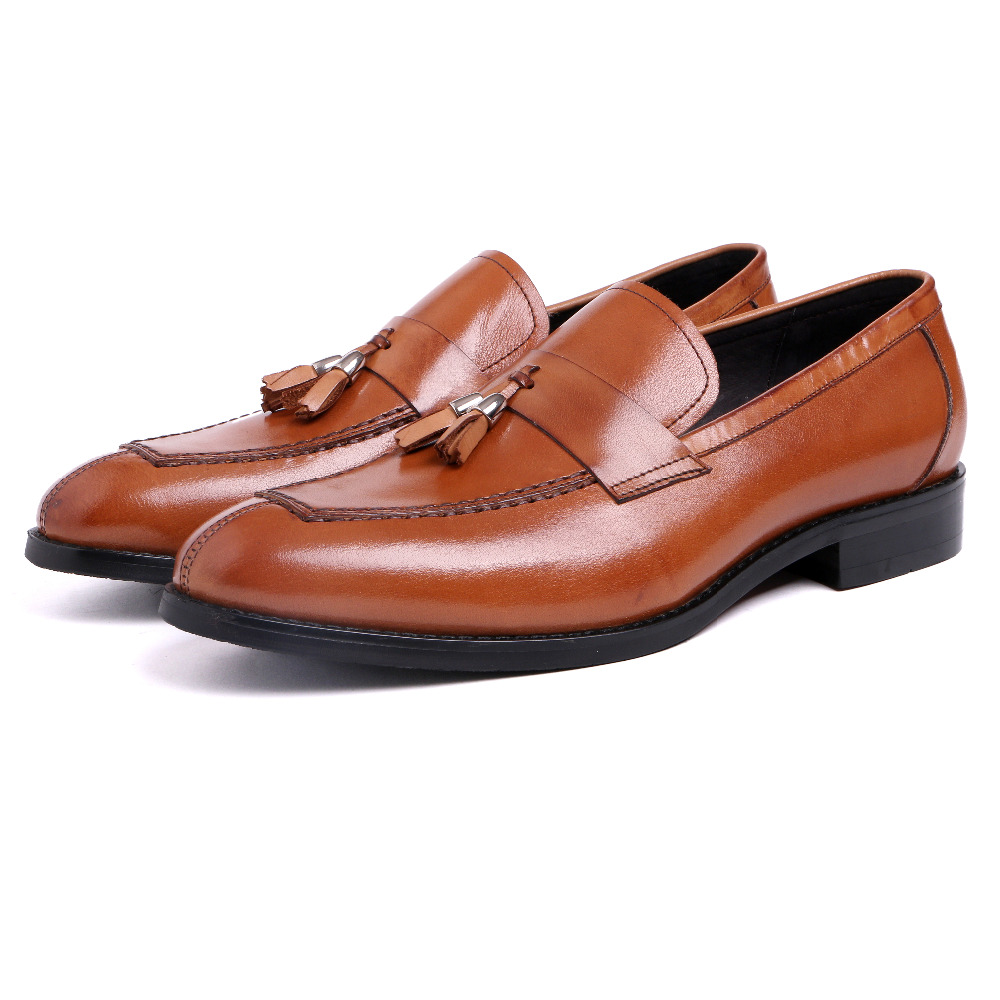 Popular Black Loafers Shoes for Men-Buy Cheap Black Loafers Shoes ...