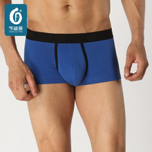 Comfortable Mens Boxer Shorts Cotton Men Boxers Underwear Healthy Male Underwears Cueca Man Underpants Men's Panties