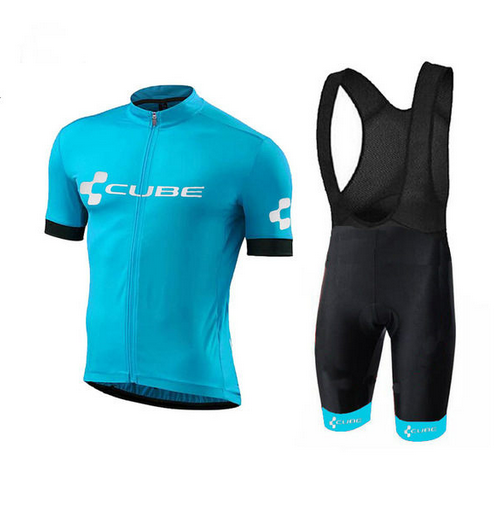 New Black Team Cube 2018 Cycling Jersey Sets MTB Breathable Bicycles Cycling Clothing Bike Bicycle Jersey Maillot Suit new mf8 eitan s star icosaix radiolarian puzzle magic cube black and primary limited edition very challenging welcome to buy