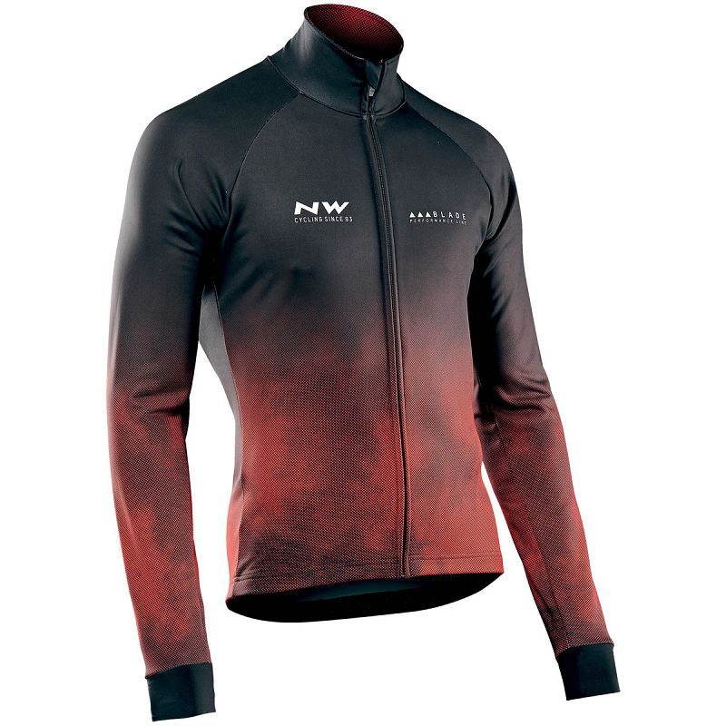 descuento más bajo muchos estilos comprar NW 2019 NORTHWAVE hombres Ciclismo camisetas Maillot Ciclismo manga larga  primavera y otoño secado ...