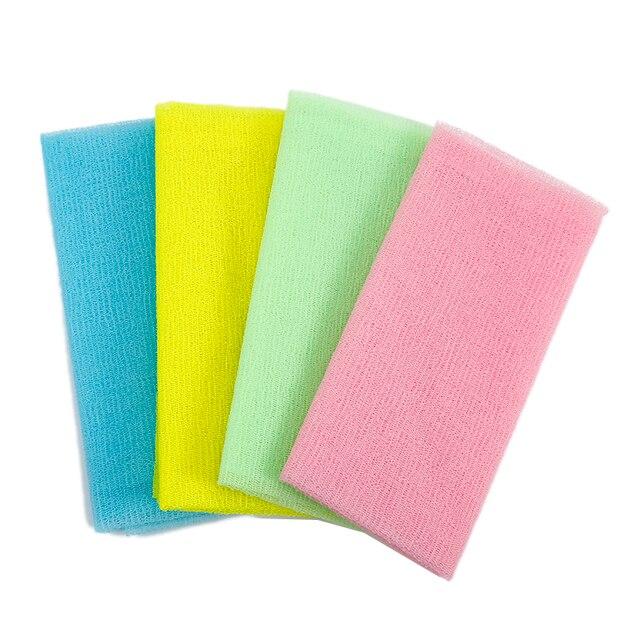 1 pz Bellezza della pelle esfoliante panno corpo giapponese asciugamano lavaggio
