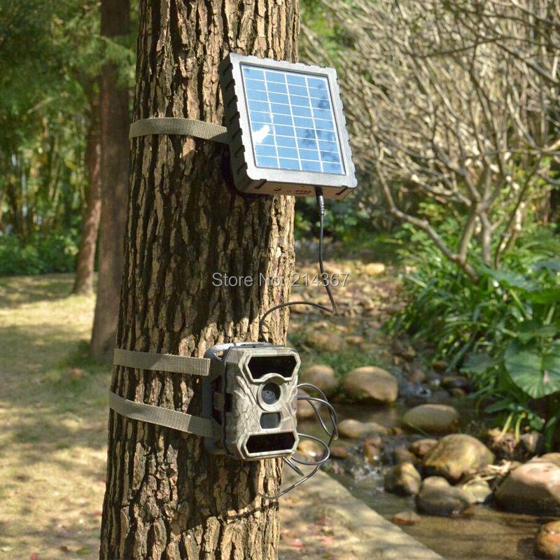 Willfine 3 0CG Wildlife Cameras Solar Panel 3 0C Series Wild Cameras 2 6C Solar Charger