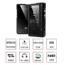 Moonlight AIGO Z6 PRO Hi fi Mp3 Player Hi-res Lossless Music Player DSD DAC Hifi Player Touch Screen Portable Flac Player Mp3(China)
