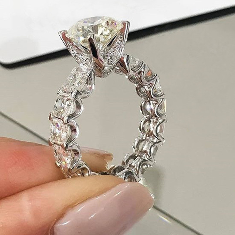 New Fashion Arrivals Wedding Jewelry Awesome Design: Aliexpress.com : Buy 2019 NEW Design 925 Sterling Silver
