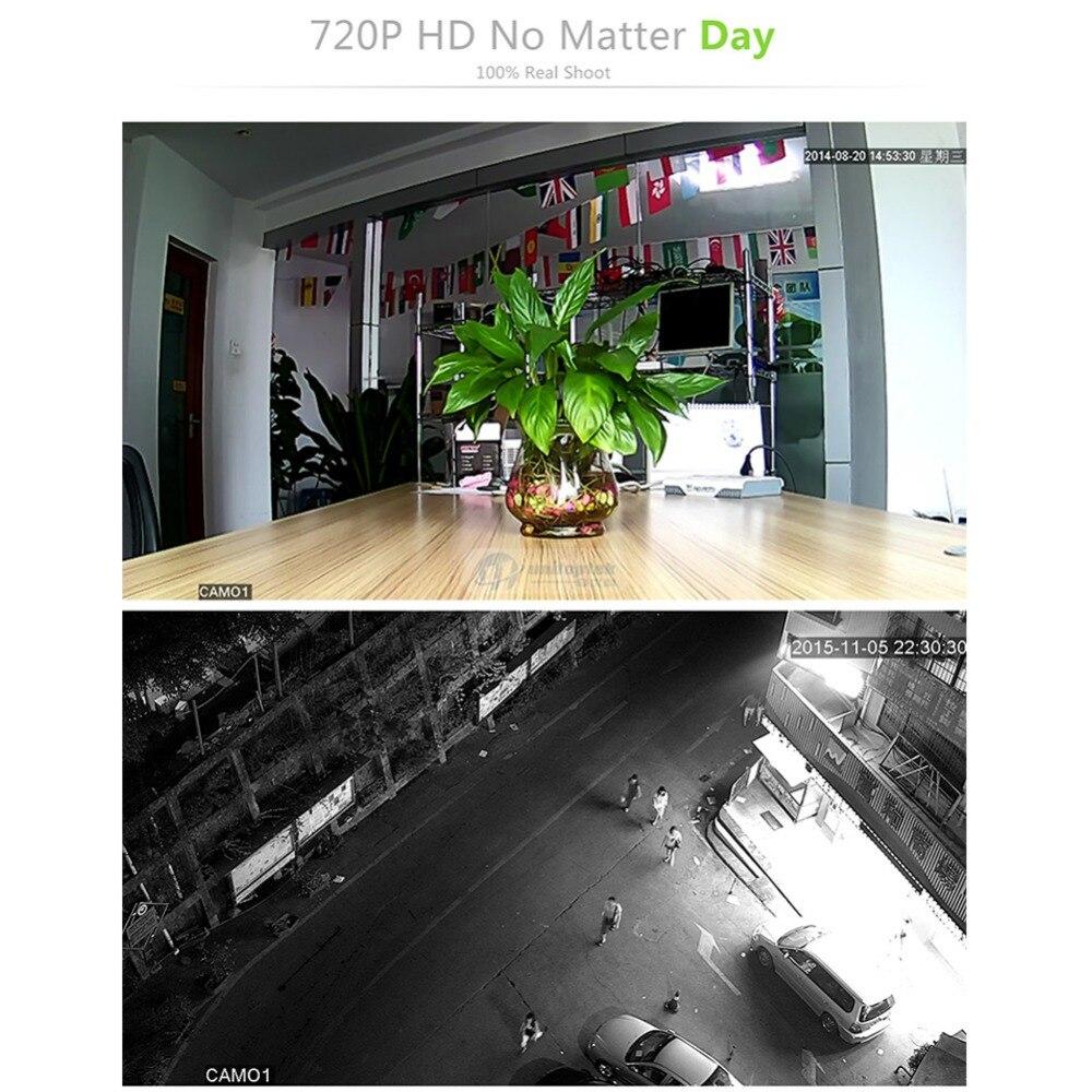 Onvif PIR Стиль 1.0MP 2MP POE IP Камера 720 P 1080 P Ночное видение 940nm ИК 10 м HD в реальном времени с супер широкий угол обзора 3.7 мм объектив