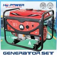 huaquan brand 1000 watt mini hand or electric start gasoline generator 1 kw price