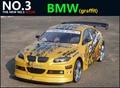 Grande 1:10 RC carro de alta velocidade Car Racing 2.4 G Z4 / M6 Roadster 4 roda controle de rádio de carro esporte corrida deriva modelo de carro de brinquedo