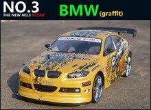 Grand 1:10 RC Voiture Haute Vitesse Voiture De Course 2.4G Z4/M6 Roadster 4 Roues Motrices Radio Control Sport Drift Racing Modèle De Voiture jouet