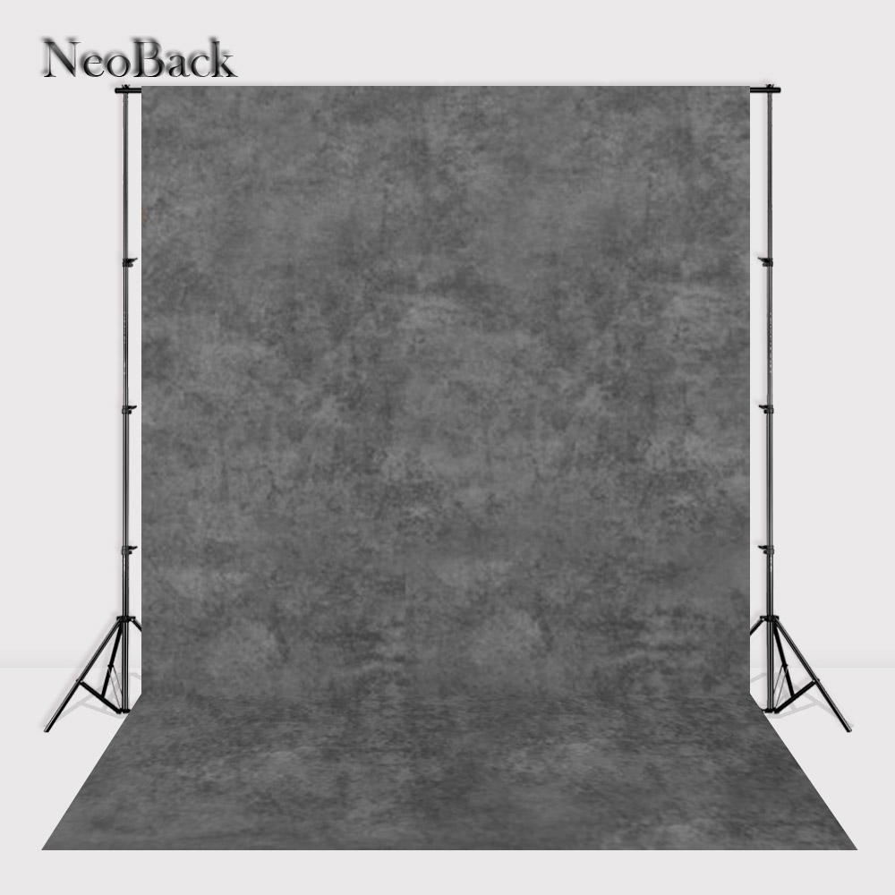 NeoBack new  10x10ft 10x20ft crush dyed abstract old master grey tone muslin backdrops studio photo backgrounds C1058 2016 free shipping 10x10ft 10x20ft crush dyed abstract old master painted muslin backdrops studio backgrounds cma7034
