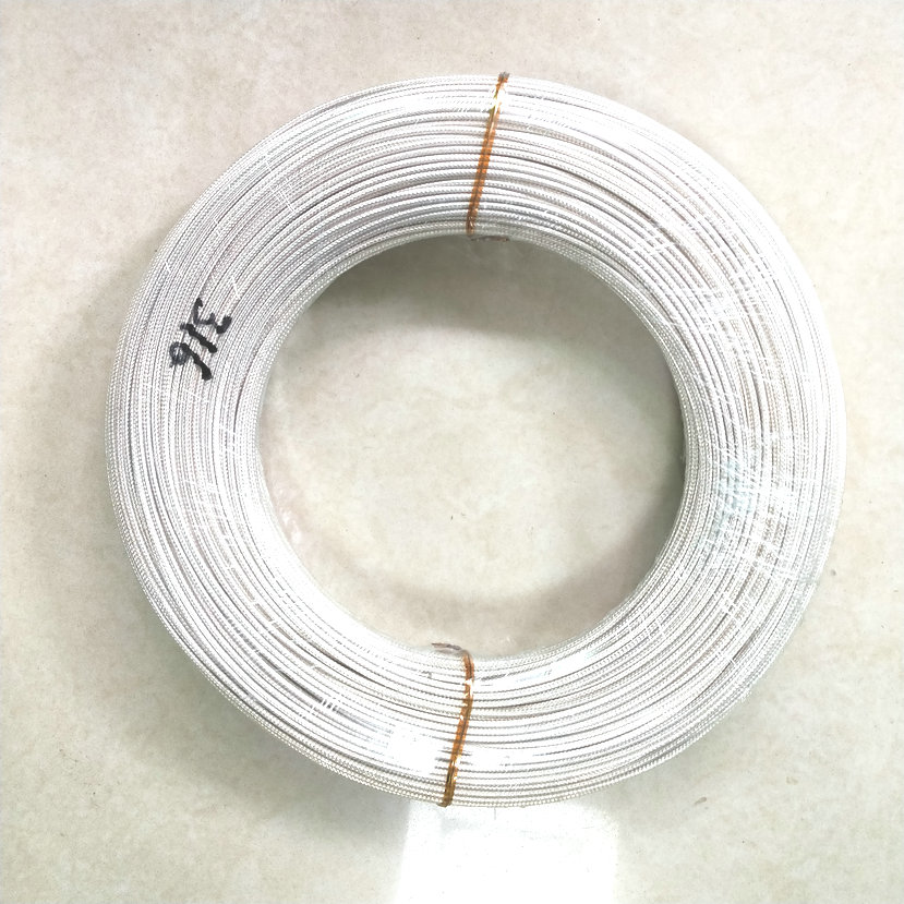 1 Reel 200M RF Coaxial Cable 50ohm M17 113 RG316 Single Shielded cable