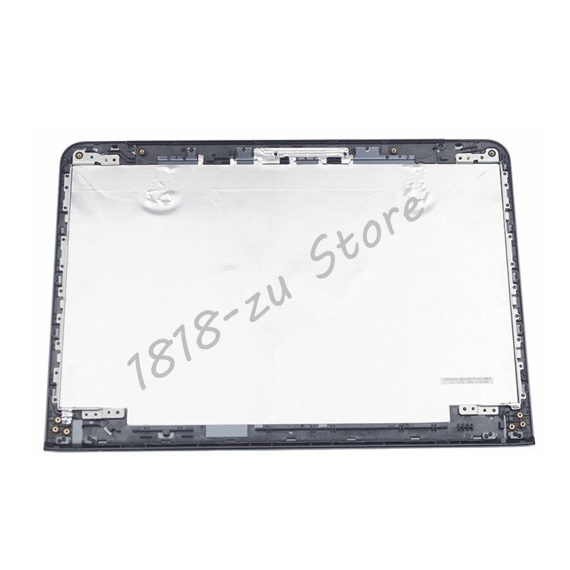 YALUZU NEW Laptop Top LCD Back Cover case for SONY vaio SVE14A 012-000A-9854-A black yaluzu new laptop top lcd back cover case for sony vaio sve14 sve14a sve14ae13l sve14aj16l svea100c non touch silver sve14aa11t