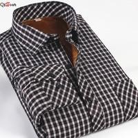 Free Shipping The New Winter 2014 Shirts Men S Casual Shirts Men S Long Sleeve Shirt