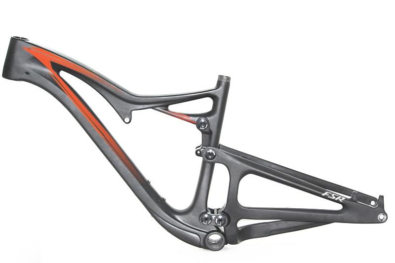 FSR MTB Велосипедный спорт углерода 29er полная подвеска Boost 148*12 через ось Mountain 27,5 XC беговые горный велосипед рамки