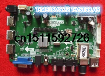 Main Board Power Board Circuit Logic Board Constant Current Board 42ce530b Led T.ms18vg.72 T.vst59.a5 Screen T420hw09 Audio & Video Replacement Parts Circuits