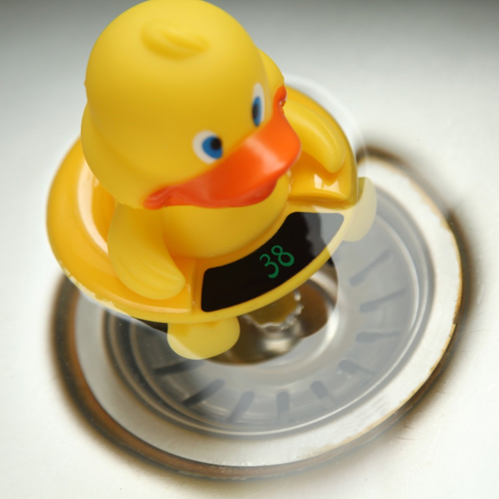 Baby Toy Duck Thermometer For Water