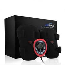 150 Intensity electric Rechargeable EMS Leg slimming thighToning Belt ABS Female thigh Toner  Slimming Legs Belt